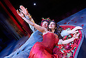 A Midsummer Night's Dream by William Shakespeare. A Royal Shakespeare Company Production directed by Erica Whyman. With Ayesha Dharker as Titania, David Mears as Bottom. Opens at The Royal Shakespeare Theatre, Stratford Upon Avon on 24/2/16. CREDIT Geraint Lewis