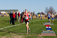 Class 2 Boys @ 1100m 2013 MO State XC
