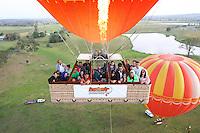 20151222 December 22nd Hot Air Balloon Gold Coast