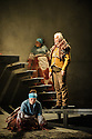 English Touring Opera presents &quot;Iphigenie en Tauride&quot;, by Christoph Willibald Gluck, directed by James Conway, with lighting design by Guy Hoare, at the Hackney Empire. Picture shows: Craig Smith<br /> (Thoas)