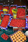 Farmers' Market, fruits and vegetables, produce Paris
