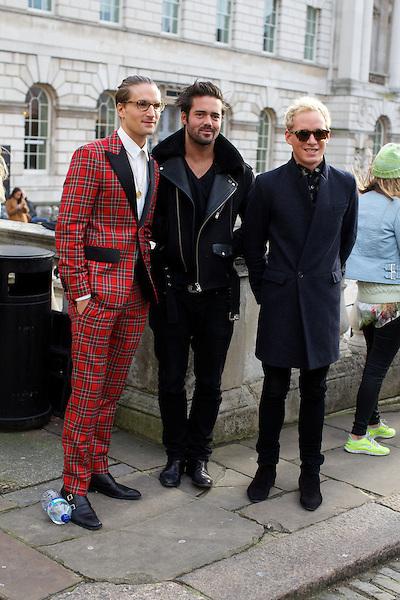 Oliver Proudlock, Spencer Matthews and Jamie Laing