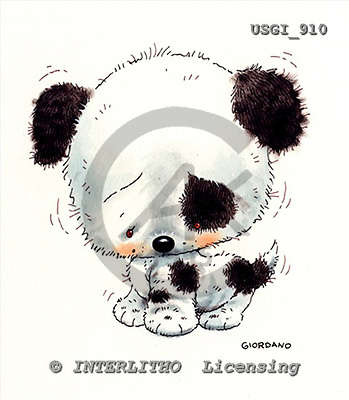 GIORDANO, CHILDREN BOOKS, BIRTHDAY, GEBURTSTAG, CUMPLEAÑOS, humor, paintings+++++,USGI910,#BI#,#H# ,everyday ,everyday