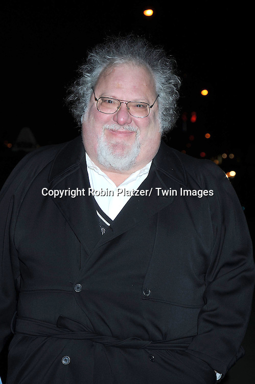 "Josh Mostel attending the Special New York Screening of "" Just Go With It"" on February 8, 2011 at The Ziegfeld Theatre in New York City."