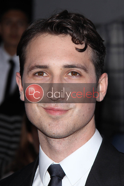 "Ben Lloyd-Hughes<br /> at the ""Divergent"" Los Angeles Premiere, Regency Bruin Theatre, Westwood, CA 03-18-14<br /> Dave Edwards/DailyCeleb.com 818-249-4998"