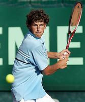 11-7-06,Scheveningen, Siemens Open, rirst round match, Robin Haase