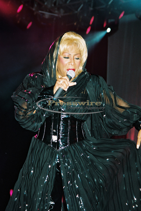 Patti LaBelle aka Patricia Louise Holt Edwards at the Essence Music Festival in New Orleans, Louisiana on July 3, 1995. Photo credit: Presswire News/Elgin Edmonds