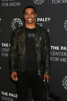 """LOS ANGELES - NOV 19:   Rome Flynn at the  """"How To Get Away With Murder"""" Final Season Celebration at Paley Center for Media on November 19, 2019 in Beverly Hills, CA"""