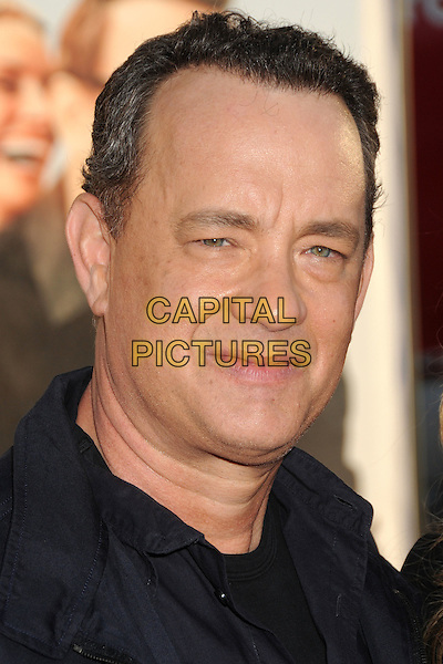 "Tom Hanks  .""Larry Crowne"" Los Angeles Premiere held at Grauman's Chinese Theatre.  Hollywood, California, USA..27th June 2011.headshot portrait black.CAP/ADM/BP.©Byron Purvis/AdMedia/Capital Pictures."