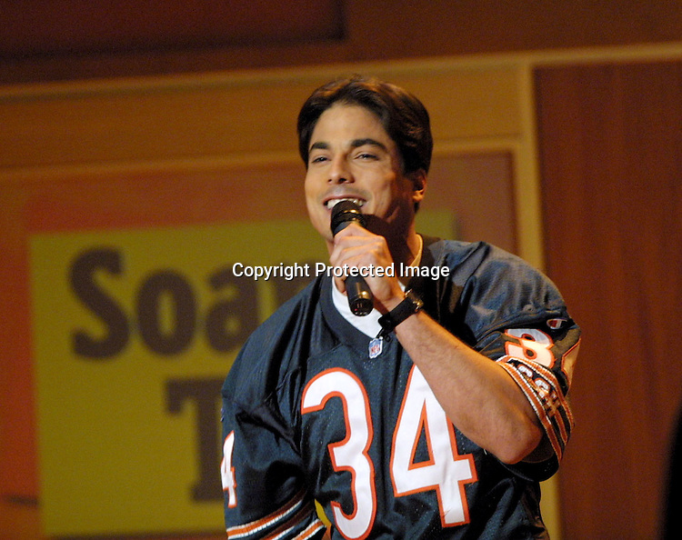 ©2002 KATHY HUTCHINS/HUTCHINS PHOTO.SOAP TALK TAPING.10/6/02.BURBANK,CA..BRIAN DATTILO