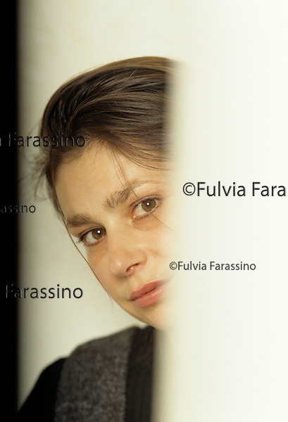 Milano, 1998 circa,Francesca Archibugi