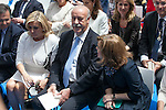 20140515 Vicente del Bosque receives the Medalla de Oro de Madrid award