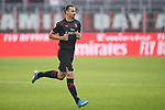 Zlatan Ibrahimovic of AC Milan during the Serie A match at Giuseppe Meazza, Milan. Picture date: 6th January 2020. Picture credit should read: Jonathan Moscrop/Sportimage