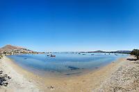 Kolymbithres beach in Paros island, Greece