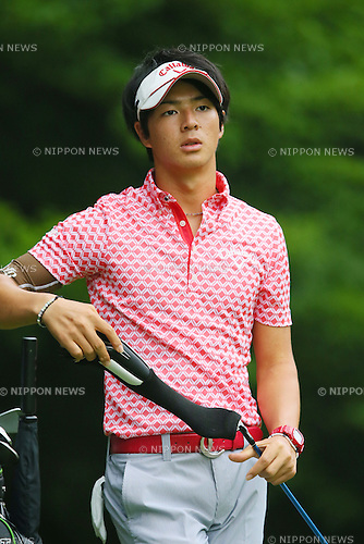 Ryo Ishikawa (JPN), <br /> JUNE 20, 2013 - Golf : <br /> Japan Golf Tour Championship Shishido Hills <br /> at Shishido Hills Country Club, Ibaraki, Japan. <br /> (Photo by YUTAKA/AFLO SPORT)