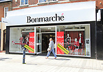 Bonmarche clothes shop, Hamilton Road, Felixstowe, Suffolk, England, UK