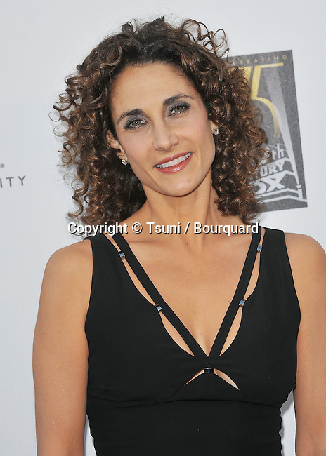 09_ Melina Kanakaredes _09   -<br /> A Fine Romance - 2010 To benefit the Motion Picture &amp; Television Fund on the Fox Lot in Los Angeles.