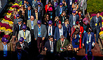 November 3, 2018 : Scenes from Breeders Cup World Championships Saturday at Churchill Downs on November 3, 2018 in Louisville, Kentucky. Ryan Denver/Eclipse Sportswire/CSM