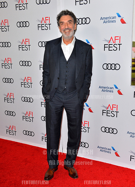"""LOS ANGELES, CA. November 10, 2018: Chuck Lorre at the AFI Fest 2018 world premiere of """"The Kominsky Method"""" at the TCL Chinese Theatre.<br /> Picture: Paul Smith/Featureflash"""