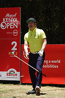 Ho-Sung Choi (KOR) in action during previews ahead of the Magical Kenya Open, Karen Country Club, Nairobi, Kenya. 12/03/2019<br /> Picture: Golffile | Phil Inglis<br /> <br /> <br /> All photo usage must carry mandatory copyright credit (&copy; Golffile | Phil Inglis)