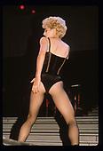 LOS ANGELES, CA- JULY 20: Madonna in concert Circa 1990's at various venues in Los Angeles, California. Madonna; Live Photo Credit: JEFFREY MAYER/ATLASICONS.COM