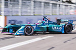 Kamui Kobayashi of Japan from MS & AD Andretti Formula E competes in the Formula E Non-Qualifying Practice 2 during the FIA Formula E Hong Kong E-Prix Round 1 at the Central Harbourfront Circuit on 02 December 2017 in Hong Kong, Hong Kong. Photo by Marcio Rodrigo Machado / Power Sport Images