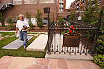 Richard Menzies visits the pioneer cemetery and the burial place of Brigham Young and a couple of his wives in Salt Lake City, Utah.