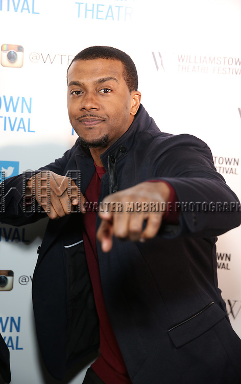 Joshua Boone attends the 2018 Williamstown Theatre Festival Gala at the Tao Downtown on February 5, 2018 in New York City.