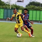 Alianza Petrolera venció 1-0 a Unión Magdalena.  Fecha 12 Liga Águila II-2019.