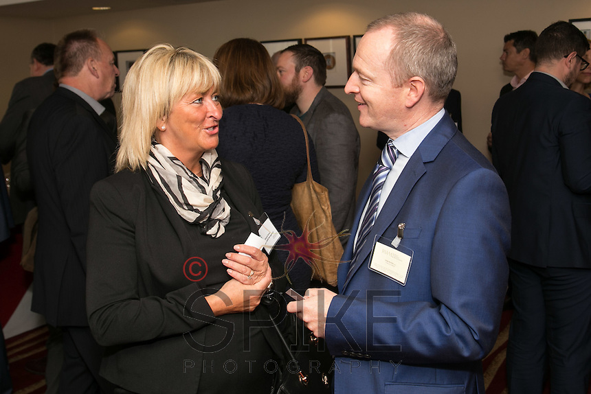 Paul Waites and Deborah Brown, both of Ryley Wealth Management
