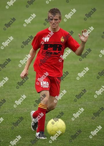 2008-08-05 / Voetbal / seizoen 2008-2009 / FC Kontich / Herbert Robbert..Foto: Maarten Straetemans (SMB)