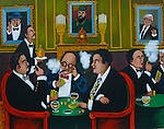 &quot;Poker Night at the Club&quot;<br />