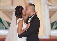 Wedding of Trish and Angelo<br /> Photo by Steven Georges<br /> 714 330-6105