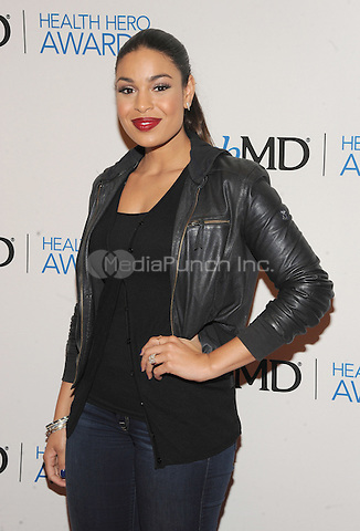 New York, NY-  November 6: Jordin Sparks  attends the Health Hero Awards  hosted by Web MD at the Times Center on November 6, 2014 in New York City. Credit: John Palmer/MediaPunch