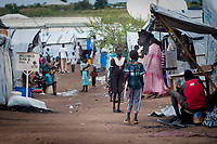 Internally displaced South Sudanese live a life in waiting as a peace deal is signed and many hope that they will be able to go home soon. More than 24,000 people live in Protection of Civilians camps 1-3, on the United Nations House compound in Juba, South Sudan.
