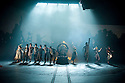 Frankenstein by Nick Dear based on the novel by Mary Shelly directed by Danny Boyle.  Opens at The Olivier Theatre at The Royal National Theatre  on  on 22/2/11 . CREDIT Geraint Lewis