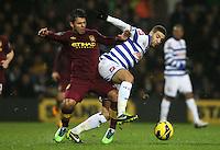 QPR v Manchester City 29-Jan-2013