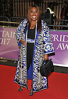 Chizzy Akudolu at the Pride of Britain Awards 2017, Grosvenor House Hotel, Park Lane, London, England, UK, on Monday 30 October 2017.<br /> CAP/CAN<br /> &copy;CAN/Capital Pictures /MediaPunch ***NORTH AND SOUTH AMERICAS ONLY***