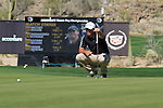 Jason Day (USA) in action on the 12th green during Day 3 of the Accenture Match Play Championship from The Ritz-Carlton Golf Club, Dove Mountain, Friday 25th February 2011. (Photo Eoin Clarke/golffile.ie)