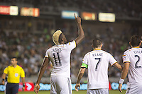LA Galaxy vs New England Revolution, July 16, 2014