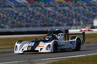 IMSA Prototype Challenge<br /> The Roar Before the Rolex 24<br /> Daytona International Speedway<br /> Daytona Beach, FL USA<br /> Friday 5 January 2018<br /> 24, Tim George, MPC, Elan DP02<br /> World Copyright: Jake Galstad<br /> LAT Images