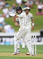 29th November 2019, Hamilton, New Zealand;  Kane Williamson on day 1 of the 2nd international cricket test match between New Zealand and England at Seddon Park, Hamilton, New Zealand. Friday 29 November 2019