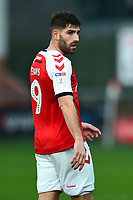 Fleetwood Town's Ched Evans looks on<br /> <br /> Photographer Richard Martin-Roberts/CameraSport<br /> <br /> The EFL Sky Bet League One - Fleetwood Town v Doncaster Rovers - Wednesday 26th December 2018 - Highbury Stadium - Fleetwood<br /> <br /> World Copyright &copy; 2018 CameraSport. All rights reserved. 43 Linden Ave. Countesthorpe. Leicester. England. LE8 5PG - Tel: +44 (0) 116 277 4147 - admin@camerasport.com - www.camerasport.com