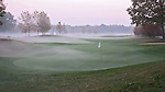 EEMNES - Avond Mist . Hole 9 . Goyer Golf & Country Club. Copyright Koen Suyk