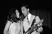 IKE AND TINA TURNER, LIVE,1967, BARON WOLMAN