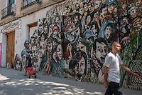 Madrid - Casabranca Murales