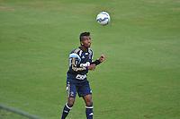 SÃO PAULO, SP, 11.05.2015 - FUTEBOL-PALMEIRAS - Kelvin do Palmeiras durante treinamento na Academia de Futebol na Barra Funda região oeste de São Paulo, nesta segunda-feira, 11. (Foto: Bruno Ulivieri / Brazil Photo Press/Folhapress)