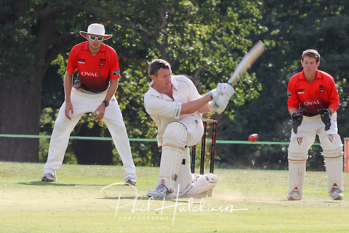 TIM STIMPSON ..... SEPT 2011 ..... ALL-STARS CHARITY CRICKET ..... Rothley Park CC