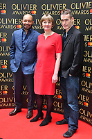 MAR 09 The Olivier Awards nominees luncheon