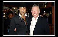 Rolan Bolan & Harry Feld - Born to Boogie VIP Premier - Curzon Cinema, Mayfair, London W1 - 26th April 2005